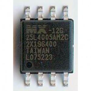MX25L4005AM2C-12G